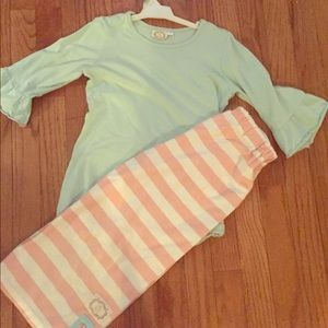 Swanky baby vintage outfit 10